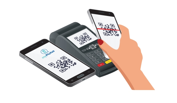 Scan QR on POS
